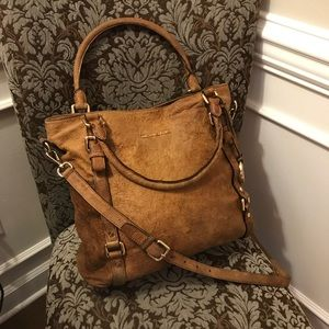 Michael Kors Bedford Tote in Ostrich leather